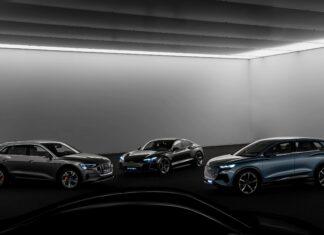 @Audi eléctricos