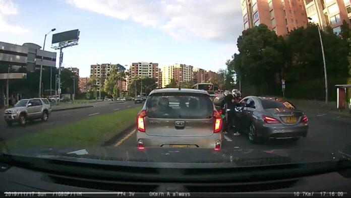 seguridad en Bogotá