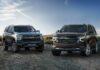 Chevrolet Suburban y Tahoe