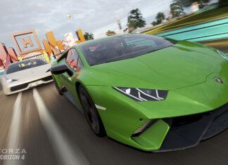 Forza Horizon 4 carros nuevos