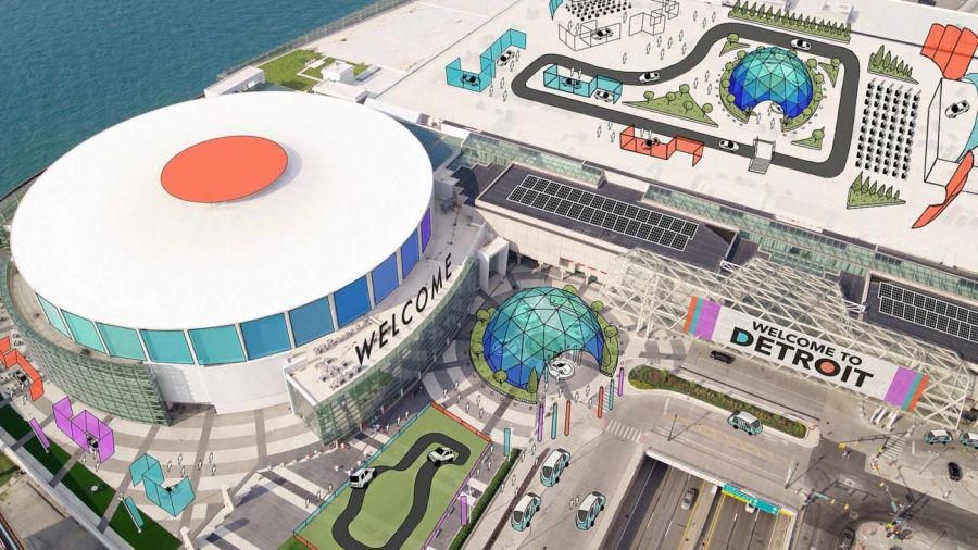 Salón Detroit 2020