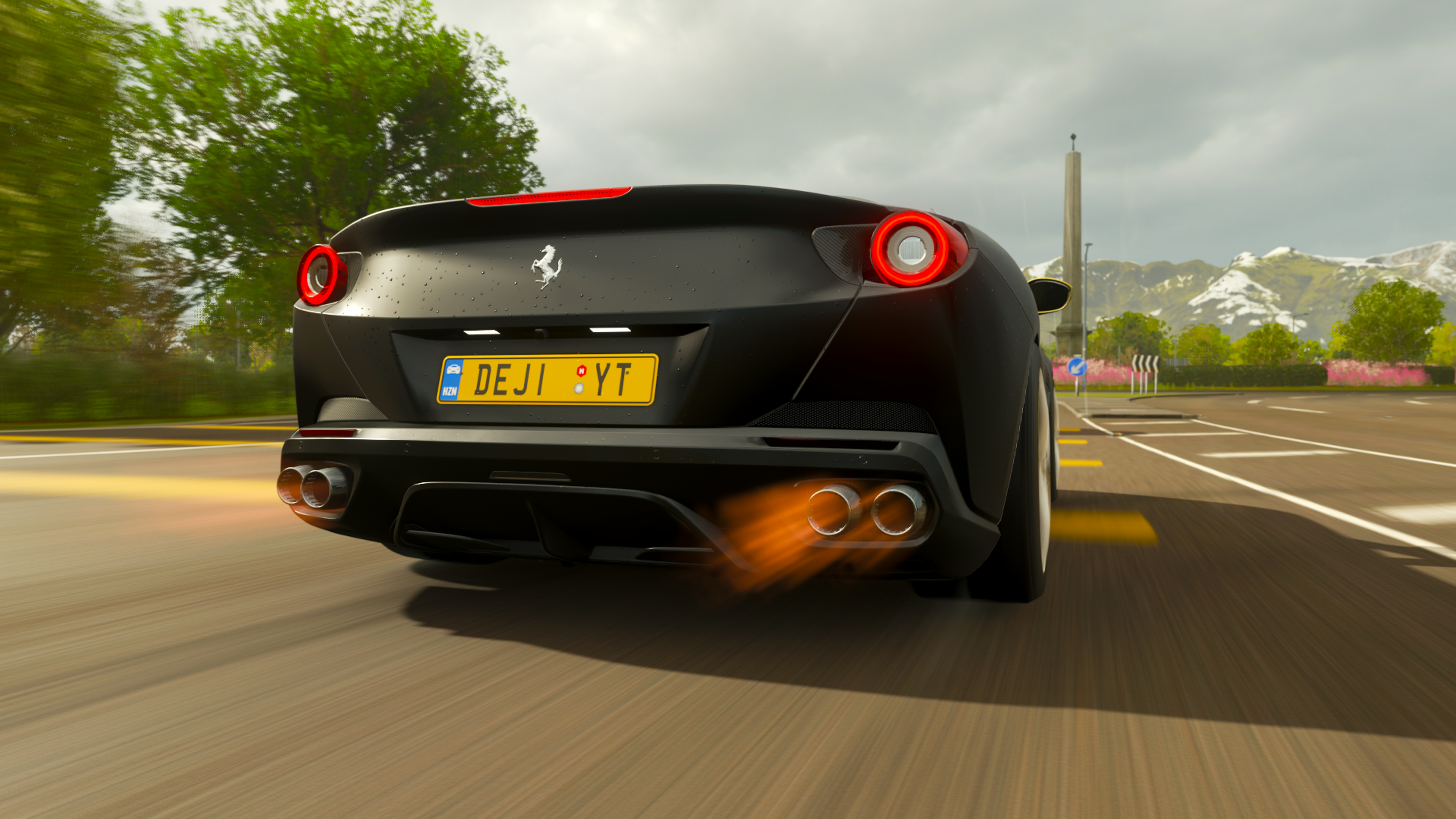 Forza Horizon actualización 21