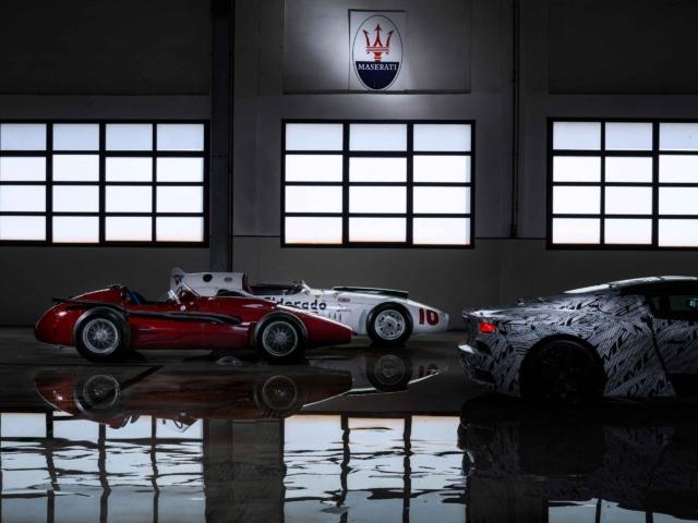 Maserati MC Stirling Moss