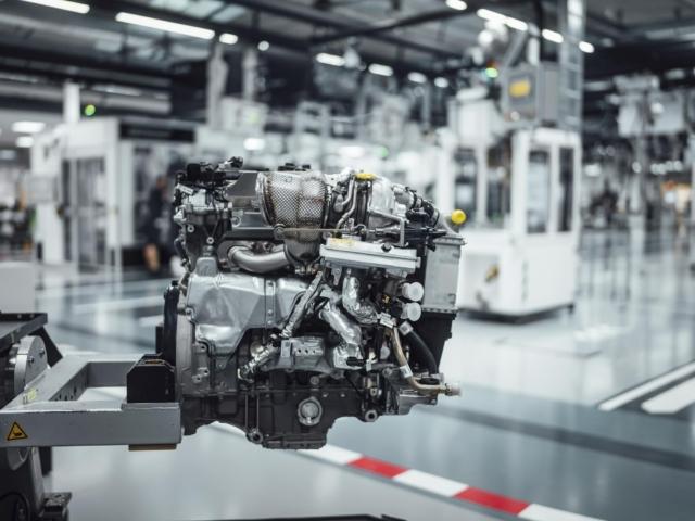 Mercedes AMG turbos eléctricos