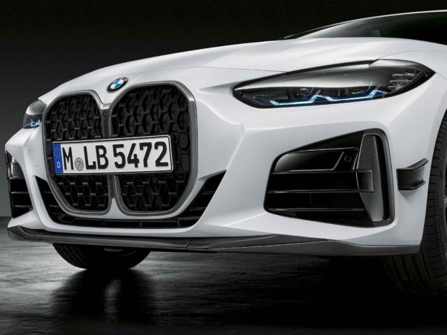 El nuevo BMW Serie 4-Coupé M Performance Part