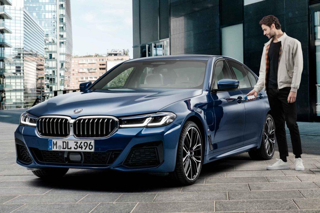 Apple CarKey para BMW