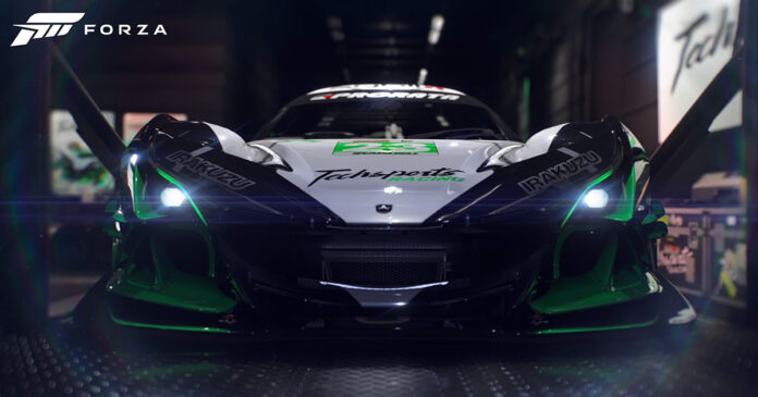 Nuevo Forza Motorsport tráiler