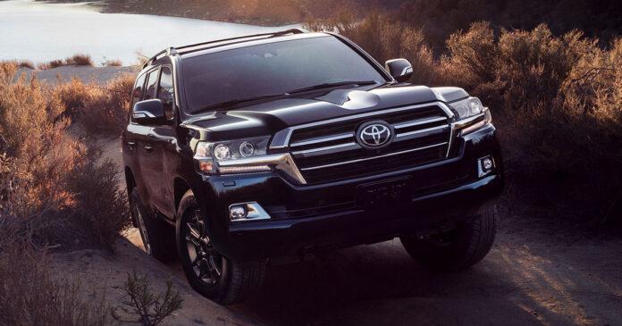 Toyota Land Cruiser Heritage