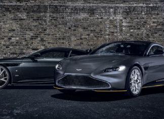 Aston Martin Vantage DBS Superleggera 007 Edition