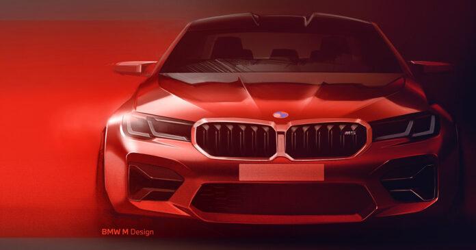 BMW M5 futuro eléctrico