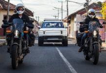 Rivian R1T Latinoamérica