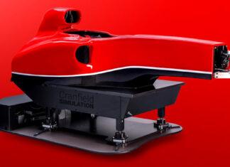 Simulador F1 Cranfield