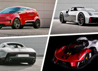 15 prototipos Porsche