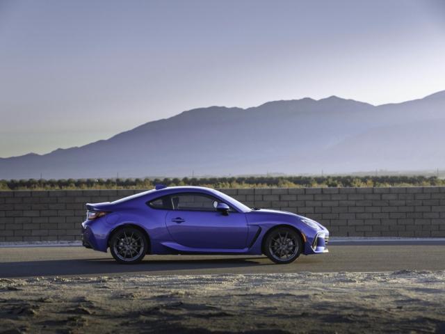Nuevo Subaru BRZ 2022