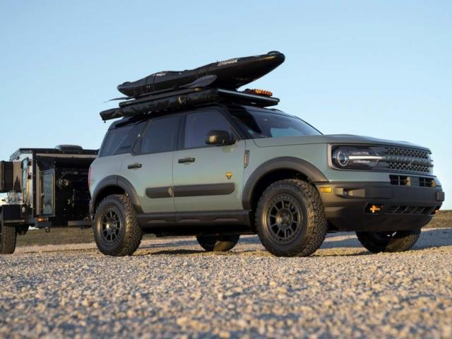 MAD Bronco Sport Badlands