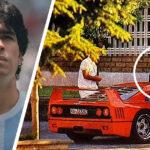 Ferrari F40 Diego Maradona