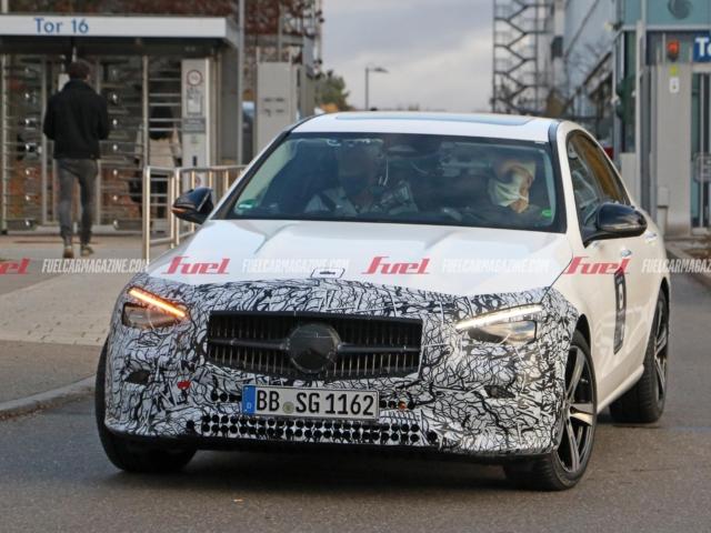 Mercedes-Benz Clase C 2022