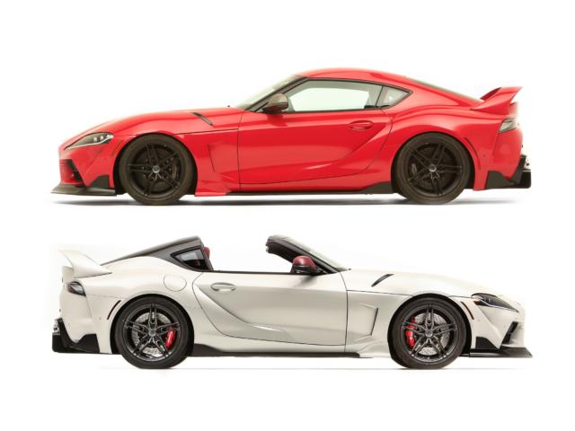 Toyota Supra Sport Top