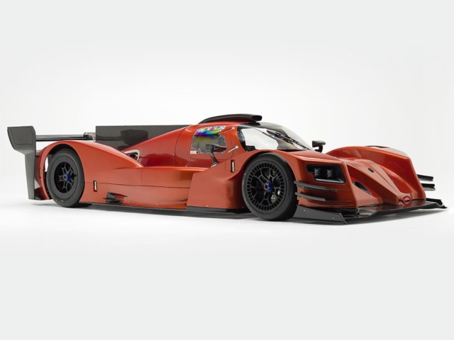 LR01 Leal Racecars Colombia