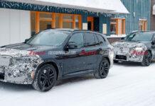 BMW X3 X4 M 2022