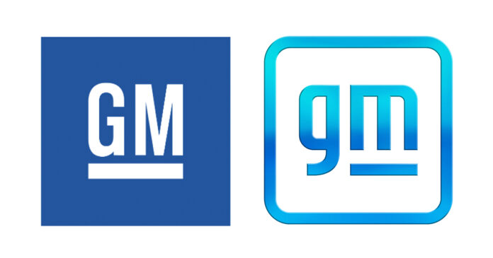 nuevo logo General Motors