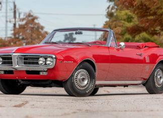 primer Pontiac Firebird
