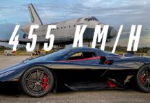 SSC Tuatara récord velocidad
