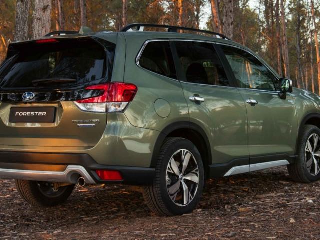 Subaru Forester XV Hybrid