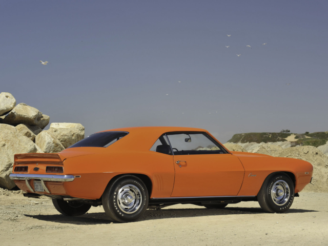 Mejores muscle cars 60