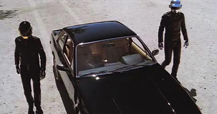 Daft Punk Ferrari 412