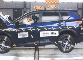 Nissan Rogue 2 estrellas