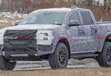 Ford Ranger Raptor 2023