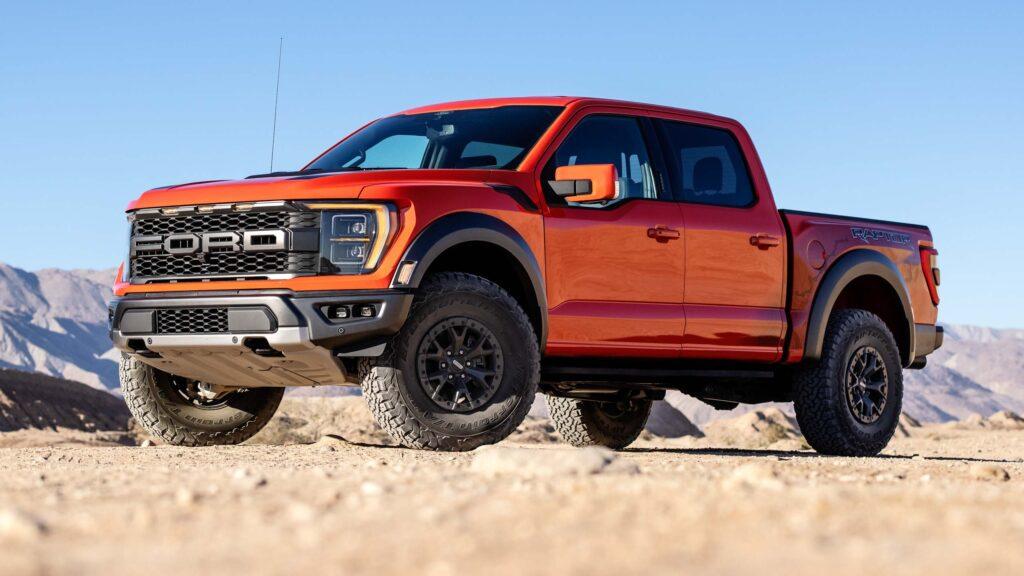 Ford Raptor R