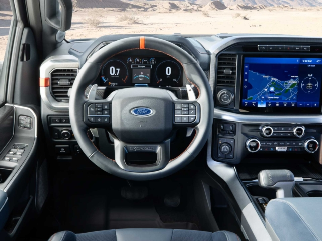 Ford F-150 Raptor 2021