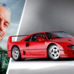 J Balvin Ferrari F40