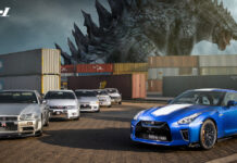 Nissan Skyline GT-R Godzilla