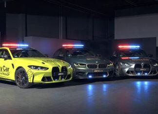 BMW seguridad Moto GP