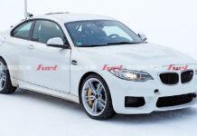 BMW M2 eléctrico