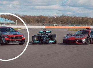 Mercedes-AMG GT 73 e
