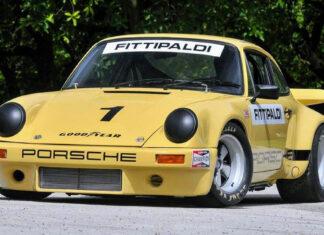 Porsche Pablo Escobar