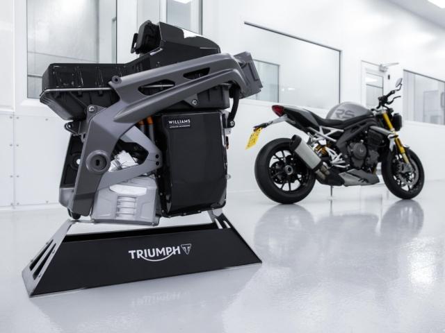 Triumph TE-1 IX