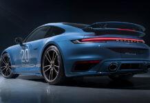 Porsche 911 turbo China