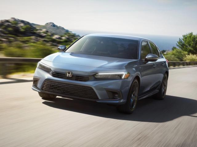 Honda Civic 2022 4