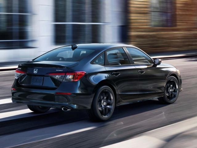 Honda Civic 2022 6