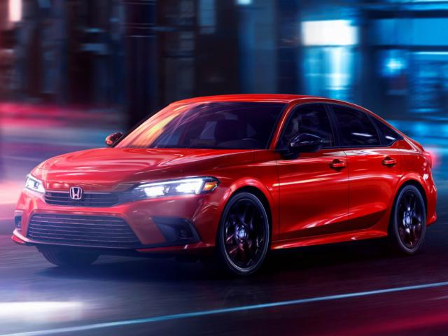 Honda Civic 2022 7