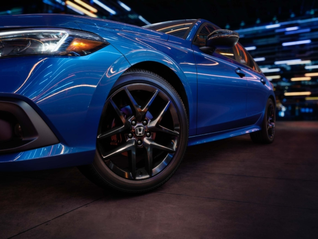 Honda Civic 2022 9