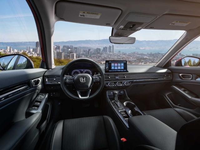 Honda Civic 2022 10