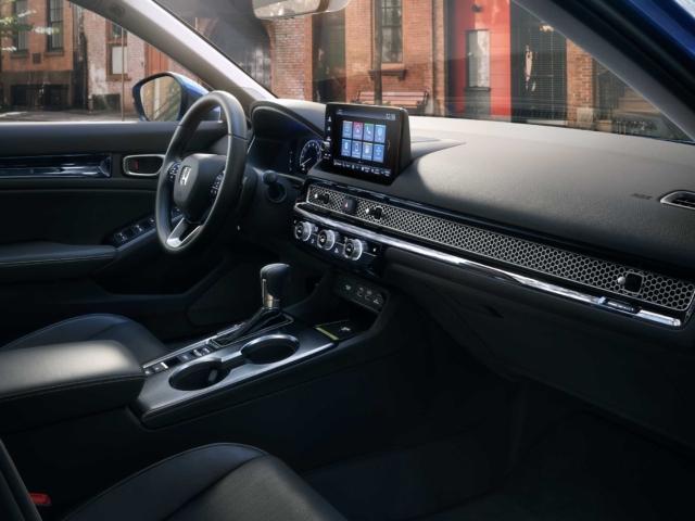 Honda Civic 2022 12