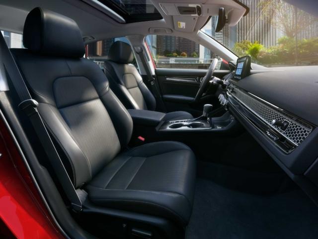 Honda Civic 2022 13