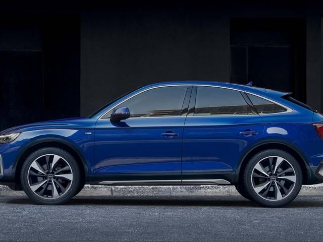 Audi Q5 Colombia 1